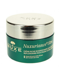 Nuxuriance Ultra Crème Riche Redensifiante Anti-âge global. 50ml