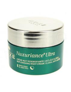 Nuxuriance Ultra Crème Nuit Redensifiante Anti-âge global. 50ml