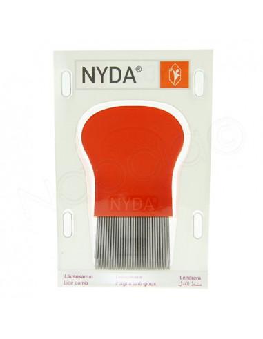 Nyda Peigne Poux et Lentes - ACL 9570584 orange