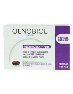 Oenobiol Aquadrainant Plus Jambes Lourdes. 45 comprimés