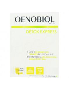 Détox Express Goût Citron & Gingembre. 10 sticks
