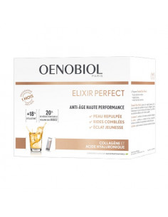 Oenobiol Elixir Perfect Anti-âge Haute Performance. 30 sticks