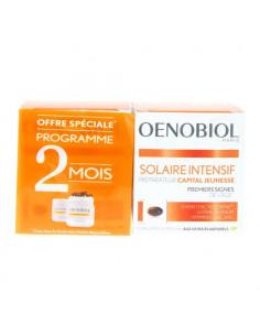 Oenobiol Solaire Intensif Préparateur Capital Jeunesse. Lot 2x30 capsules