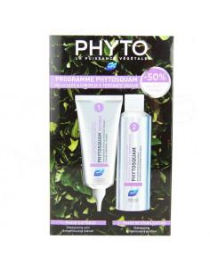 Phyto Programme Phytosquam Pellicules et Cheveux à tendance grasse