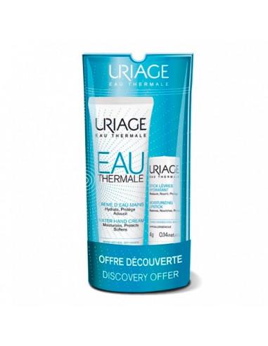 offre Uriage Crème Mains promotion Uriage Crème Mains