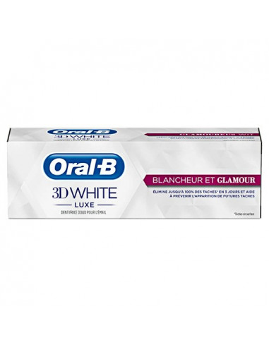 Oral B 3D White Luxe Dentifrice...