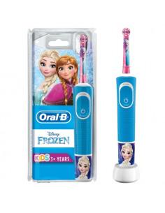 Oral-B Kids Brosse à Dents Electrique Reine des Neiges
