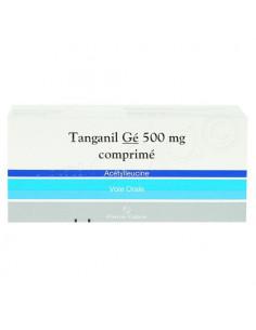 Tanganil 500mg 30 comprimés
