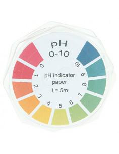 Papier pH indicateur urinaire Rouleau