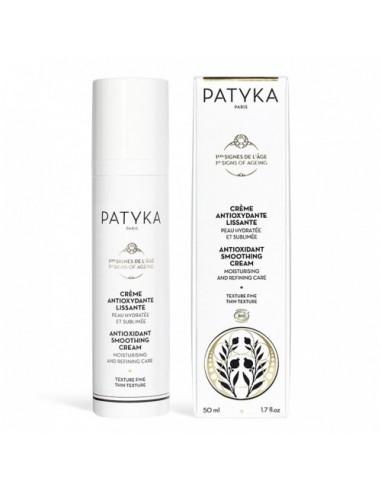Patyka Crème Antioxydante Lissante Texture Fine. 50ml