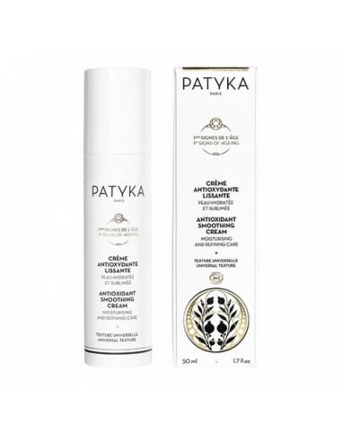 Patyka Crème Antioxydante Lissante Texture Universelle. 50ml