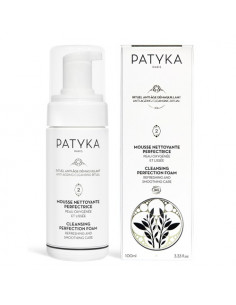 Patyka Mousse Nettoyante Perfectrice bio. 100ml