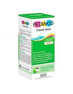 Pediakid Sirop Transit Doux. 125ml digestion difficile chez l'enfant