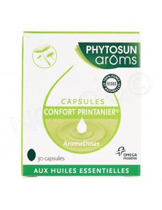 Phytosun aroms AromaDoses Confort Printanier. 30 capsules