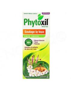 Phytoxil Soulage la Toux nouvelle formule. 120ml