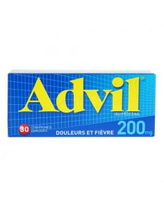 Advil 200mg Ibuprofène 30 comprimés enrobés