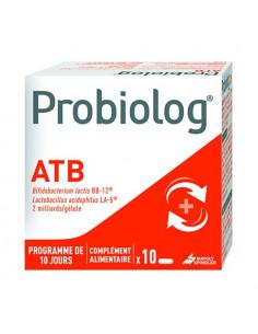 Probiolog ATB Flore intestinale. 10 gélules