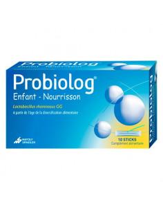 Probiolog Enfant Nourrisson. 10 sticks