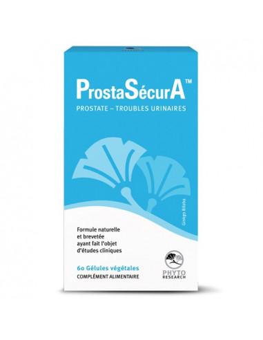 ProstaSecurA. 60 gélules végétales