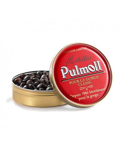 Pulmoll Pastilles pour la gorge Classic Réglisse. 75g - édition limitée