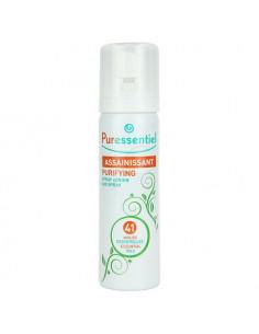 Puressentiel Assainissant 41 huiles essentielles. Spray aérien 75ml