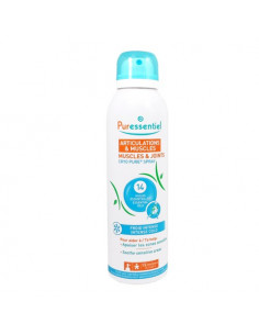 Puressentiel Articulations & Muscles Cryo Pure Spray Froid Intense. 150ml -
