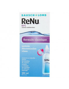 ReNu Solution lentille souple multifonction. Flacon de 120ml - ACL 7320357