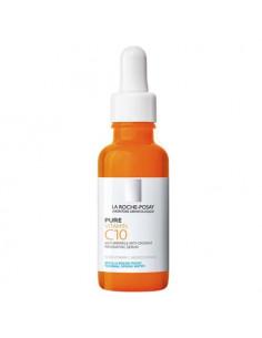 La Roche Posay Pure Vitamin C10 Sérum Rénovateur anti-rides. 30ml