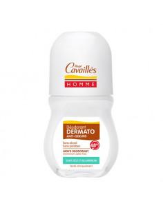 Rogé Cavaillès Homme Déodorant Dermato Anti-Odeurs 48h. Roll-on 50ml