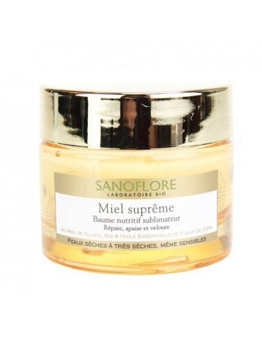 Sanoflore Miel Suprême Baume Nutritif Sublimateur. 50ml