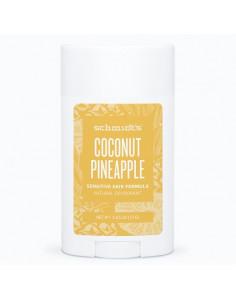 Schmidt's Noix de coco + Ananas Déodorant Naturel. Stick 75g