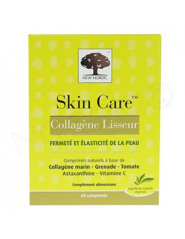 Skin Care Collagène Lisseur. 60 comprimés