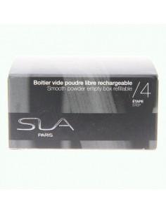SLA Boitier Vide Poudre Libre Rechargeable