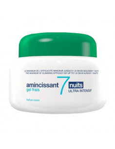 Somatoline Amincissant 7 Nuits Gel frais Ultra Intensif. 400ml