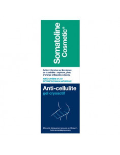 Somatoline Anti-cellulite Gel Cryoactif. 250ml