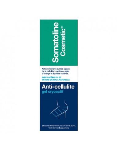 Somatoline Anti-cellulite Gel Cryoactif. 250ml