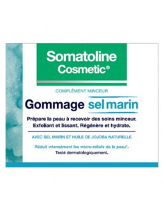 Somatoline Gommage Sel Marin Complément Minceur. 350g