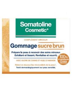 Somatoline Gommage Sucre Brun Complément Minceur. 350g