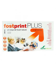SoriaNatural FostPrint Plus. 20x15ml