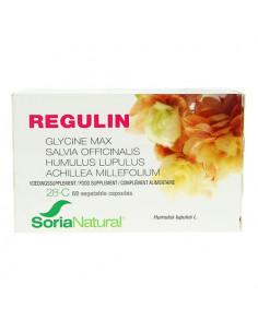 SoriaNatural Regulin. 60 capsules