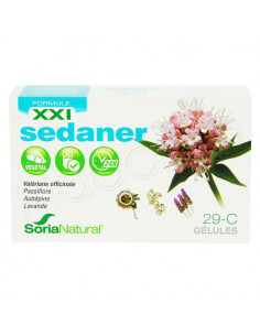 SoriaNatural XXI Sedaner 29-C. 30 gélules