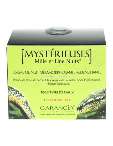 Garancia Mystérieuses Mille et Une Nuits Crème Anti-âge Redensifiante Pot 30ml Garancia - 2