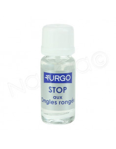 Urgo Stop Ongles Rongés Vernis Amer Invisible. Flacon 9ml