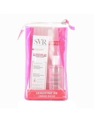 SVR Sensifine AR Trousse Crème Anti-récidive 40ml + Eau Micellaire 75 OFFERTE