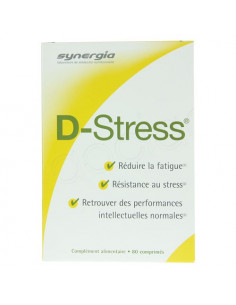 D-STRESS Anti-stress. Boîte de 80 comprimés - ACL 7641943