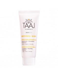 Taaj Abhyanga Crème Mains Délhicates. 75ml