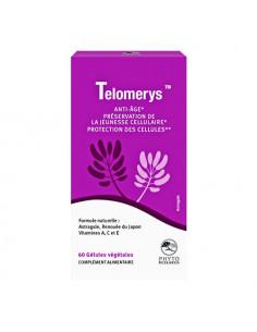 Telomerys Anti-Âge Jeunesse Cellulaire. 60 gélules - anti-âge antioxydant