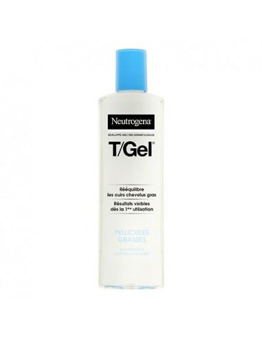 T/Gel Pellicules Grasses Shampooing Antipelliculaire. 250ml