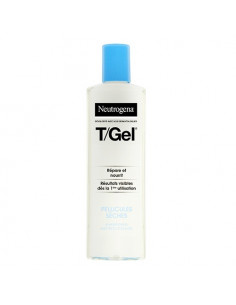 T/Gel Pellicules Sèches Shampooing Antipelliculaire. 250ml