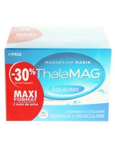 ThalaMag Equilibre. Maxi format 2x60 gélules